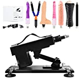 Sëx Machines for Women Thrusting Toys Machine Automatic Funking Machines Guns with Powerful Motor Quiet Telescopic Pump Massage Machine for Men and Couples