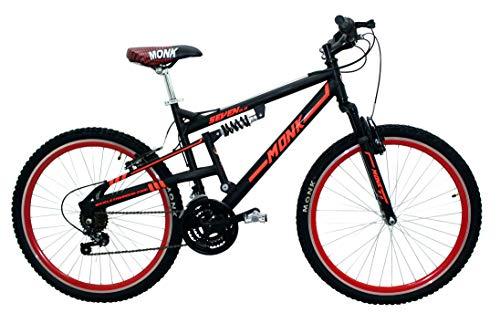 TUTTO Bicicleta De Montaña Seven 2.0 Doble suspensión Rodada 26 21 Velocidades