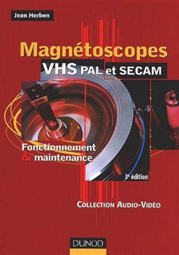 Magnétoscopes VHS PAL et SECAM :...
