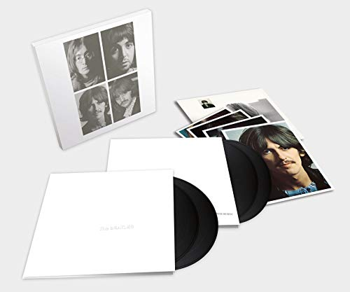 The Beatles [4LP Deluxe Edition]