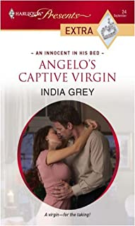 Angelo's Captive Virgin (An Innocent in His Bed Book 3)