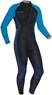 Camaro Men's Titanium 3mm Wetsuits, Black/Blue, X-Large