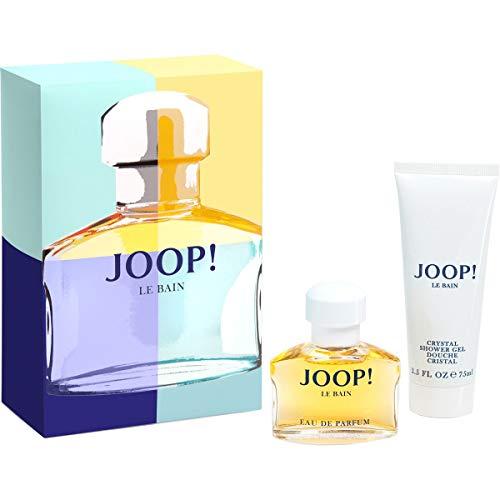 Joop Le Bain Geschenkset 40 ml Eau de Parfum und 75 ml Crystal Duschgel