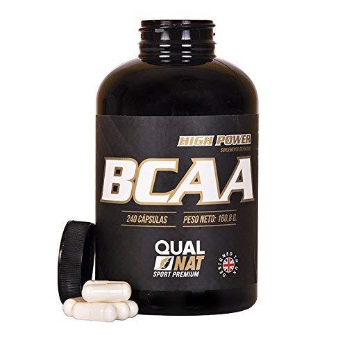 BCAA con Vitaminas B2 B6 | Aumenta Masa...