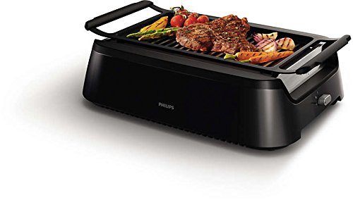 Philips Avance Indoor Grill Plus HD6372/94