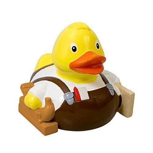 Mein Zwergenland Quietsche-Ente Quietscheente Badeente Bath Duck Tischler
