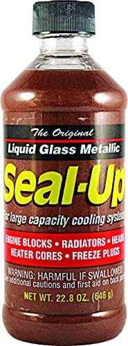 Blue Magic 1116 Liquid Glass Metallic Seal-Up - 22.8 oz.