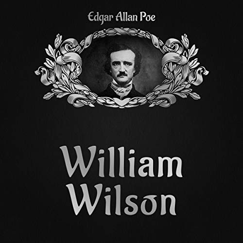 William Wilson audiobook cover art