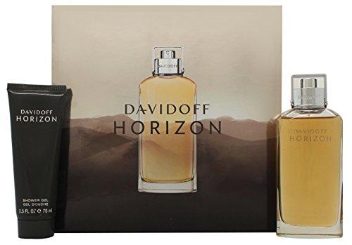 Davidoff Horizon Set Eau de Toilette Spray 125 ml Duschgel 75 ml