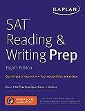 SAT Reading & Writing Prep: Over 300 Practice Questions + Online (Kaplan Test Prep)