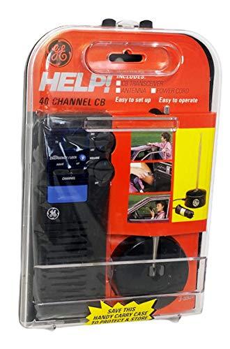 GE Model 3-5920 40-Channel Portable Handheld CB Radio