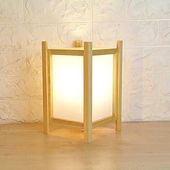 和風スタンド 間接照明 和室ランプ インテリア ベッドサイドランプ テーブルライト 授乳/リビング/寝室/お店用 (タイプA)