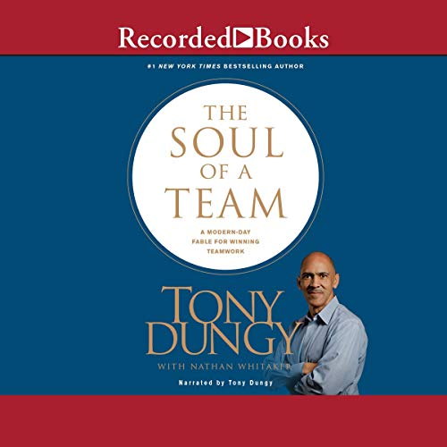 The Soul of a Team audiobook cover art