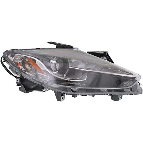 New Right Passenger Side HID Head Lamp Lens And Housing Without HID Kit For 2013-2015 Mazda CX-9 MA2519159 TK2451031