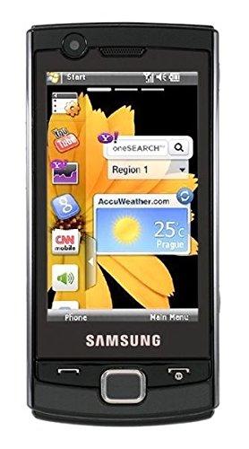 Samsung Omnia Lite B7300 Noir Black Schwarz Windows Phone GT-B7300 Ohne Simlock