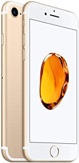 Apple Iphone 7 With Facetime - 128 GB, 4G LTE, Gold, 2 GB Ram, Single Sim