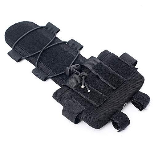 Huaruoshui - Bolsa para casco táctico con contrapeso para