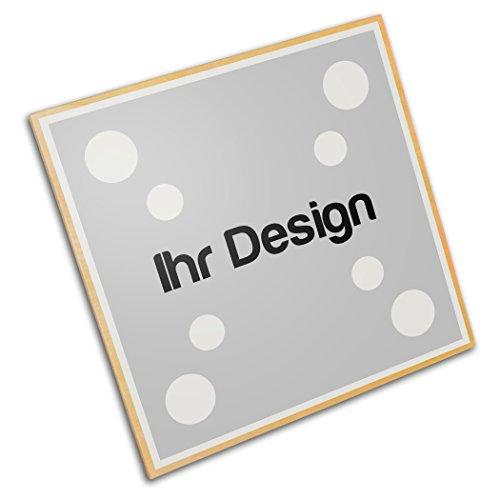 Luudoo Personalisiertes Foto-Spielbrett - einseitig bedrucktes Holzspielbrett