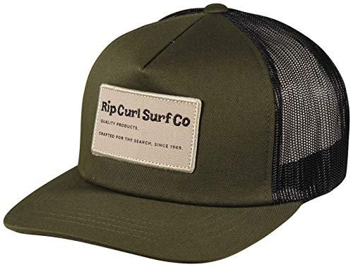 Rip Curl Saltwater Culture Trucker Hat - Dark Olive