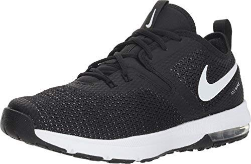 Nike Men's Air Max Typha 2 Training Shoes (10.5-M) Black/White