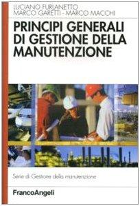 Principi generali di gestione della manutenzione