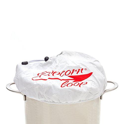 2 x Popcornloop Ersatzhauben – Original + Herzchen Design - 5