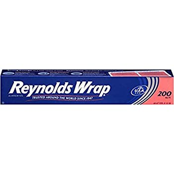 Reynolds Wrap Aluminum Foil 200 Square Feet