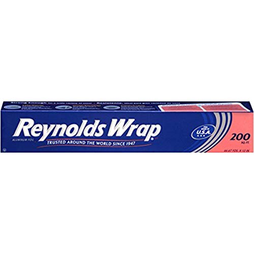 Reynolds Wrap Aluminum Foil (200 Square Foot Roll), 1 Count