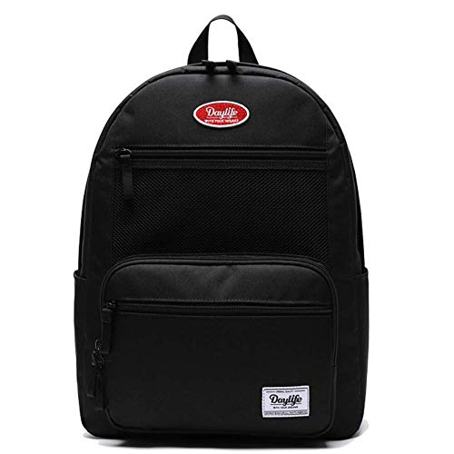 daylife ディライフ バッグ バックパック DAYLIFE LAYER PLUS BACKPACK BLACK PEACHPINK (BLACK)