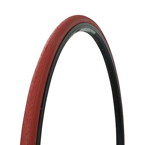 Bicycle Wanda Slick Tire 700x23c P-1179, Road Bike, Fixie, Hybrid, (Red)