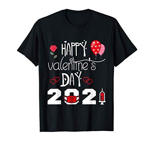 Buon San Valentino 2021 Funny Valentine Boys Girl Kids Maglietta