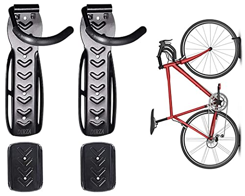 Image of Dirza Bike Wall Mount Rack...: Bestviewsreviews