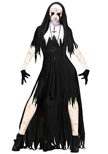 Dreadful Nun Costume