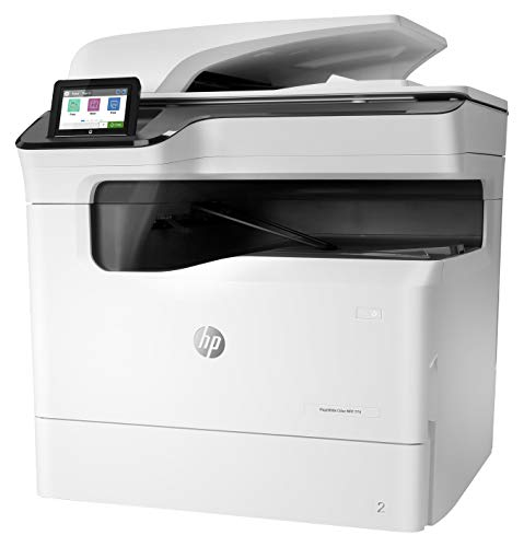 HP PageWide Color MFP 774dn Tintenstrahldrucker Scanner Kopierer LAN A3