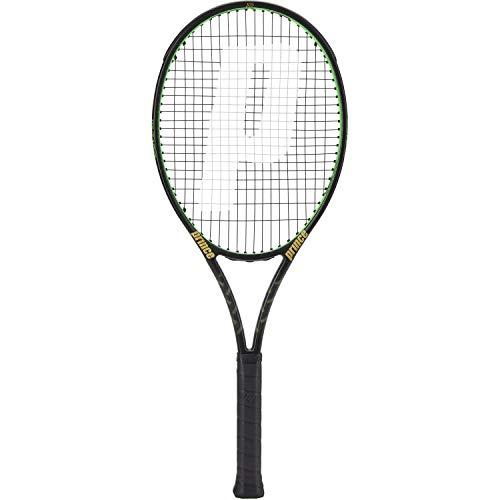 Prince Unisex– Erwachsene Tour TXT2 100 P Turnierschläger (unbesaitet) Tennisschläger, White/Black, 2