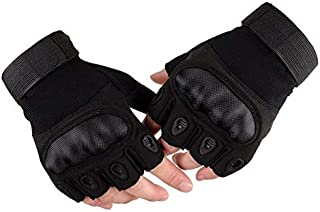 Motorcycle Touchscreen Motorcycle Gloves Artificial Leather Hard Knuckle Full Finger Protective Gear Racing Biker Riding M...