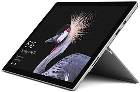 "Microsoft Surface Pro 5 12.3"" Touch-Screen (2736 X 1824) Tablet PC | Intel Core i5-7300U | 8GB Memory | 256GB SSD | WiFi | USB 3.0 | Camera | Windows 10 Pro (Renewed)"
