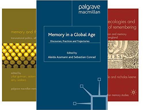 Palgrave Macmillan Memory Studies (50 Book Series)