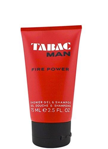 Tabac Man Fire Power, Showgel & Shampoo,75 ml