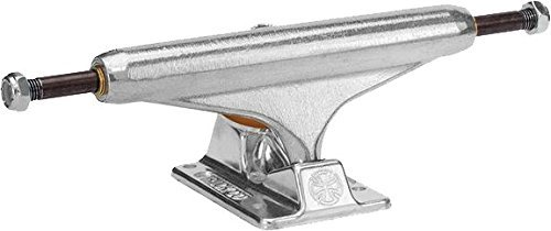 Independent 149mm Forged Silver Skateboard Trucks (Set of 2) by Independent