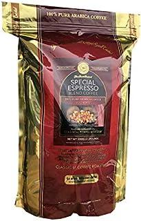 コーヒー スペシャル エスプレッソ ブレンド 2.2lb( 1Kg )【 粉 】 100% アラビカ コーヒー クラシカルコーヒーロースター