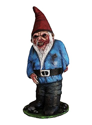 Gartenzwerg Figur Zombie zu Halloween Party Deko Haunted House