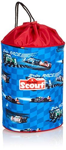 Scout Turnbeutel Matchsack 24h Race 10 Liters Blau 25090038100
