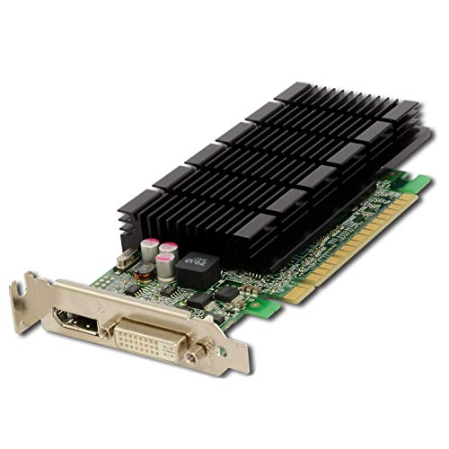 nVidia GeForce 605 DP S26361-D2422-V605 1GB PCIe DVI DisplayPort Low Profile GDDR2 Grafikkarte