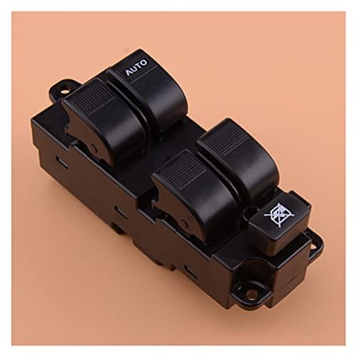 XIAOLAN AB39-14540-AB Derecha Power Power Master Windoy Switch Fit para Ford Ranger Mazda BT-50 4 Puerta RHD