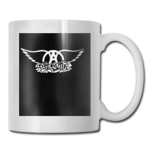 HOLEBBBE Novelty Mug Aero-Smith-aero Klassisch Tasse Tee Becher Kaffee Becher Für Mama Grandma 300ML
