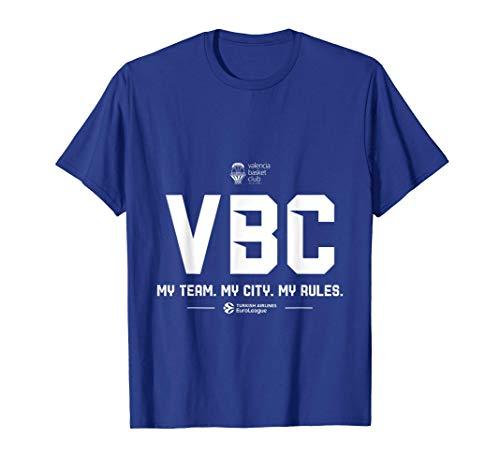 Teams - Valencia Basket Camiseta