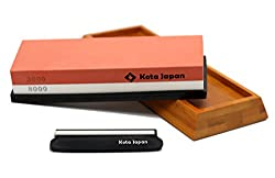 Best affordable Japanese whetstone knife sharpener