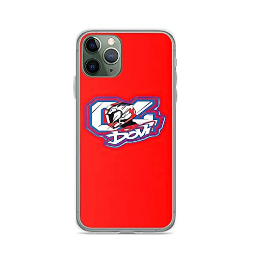 Custodie per Telefoni Red MotoGP Andrea Dovi 04 Cover iPhone 12/11 Pro Max 12 mini SE X/XS Max XR 8 7 6 6s Plus Custodie