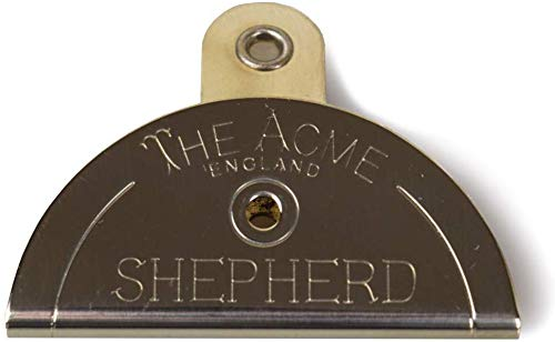 ACME Shepherd Whistle No. 575 - stainles steel by ACME